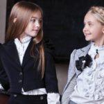 Блузки для девочек: о чем мечтают юные модницы+