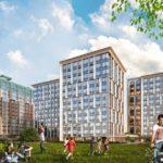 Апартаменты бизнес уровня в новом ЖК НЕОПАРК