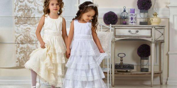 Стильные платья для девочек на все случаи жизни+