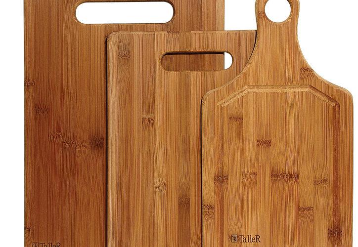 Разделочная доска – важный кухонный атрибут