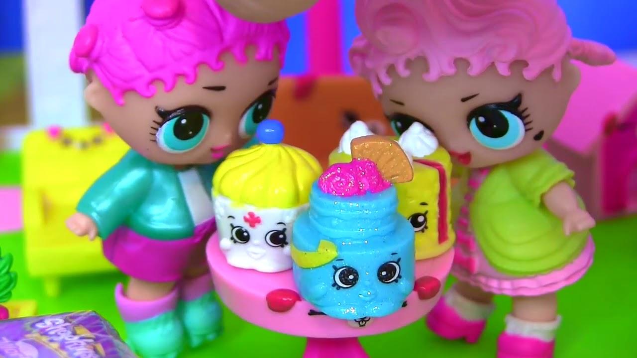 куклы сюрприз lol