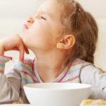 Что делать, если у ребёнка нет аппетита