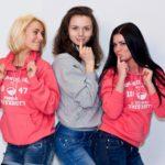 Модные толстовки для девочек — универсальная стильность+